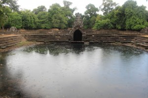 Neak Pean temple, Cambodia
