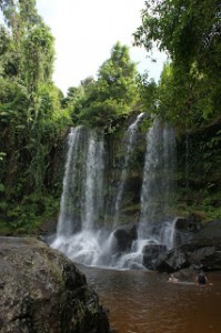 Kulen Mountain Cascades