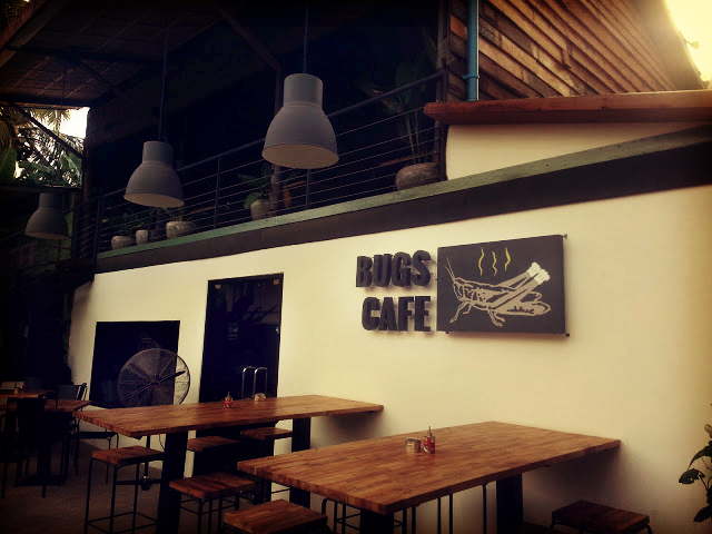 the bugs cafe restaurant