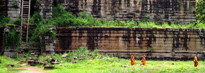 Remote temples explorer