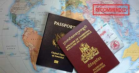 Cambodai e-Visa