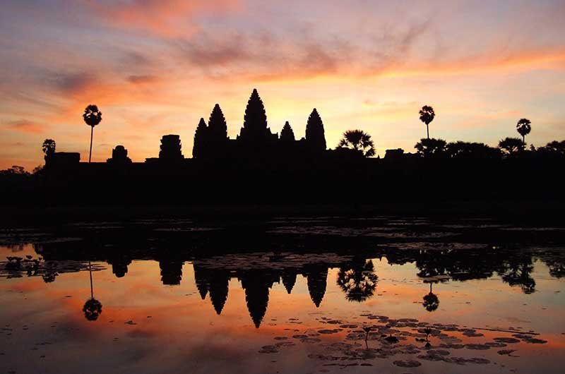 Angkor - Ancient Wonders