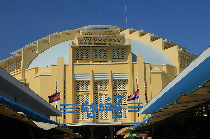 art deco central market