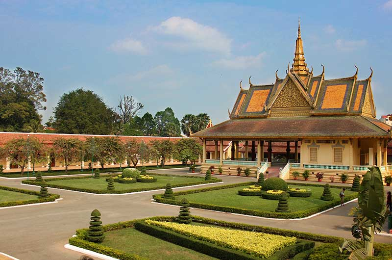 Phnom Penh - City Streets