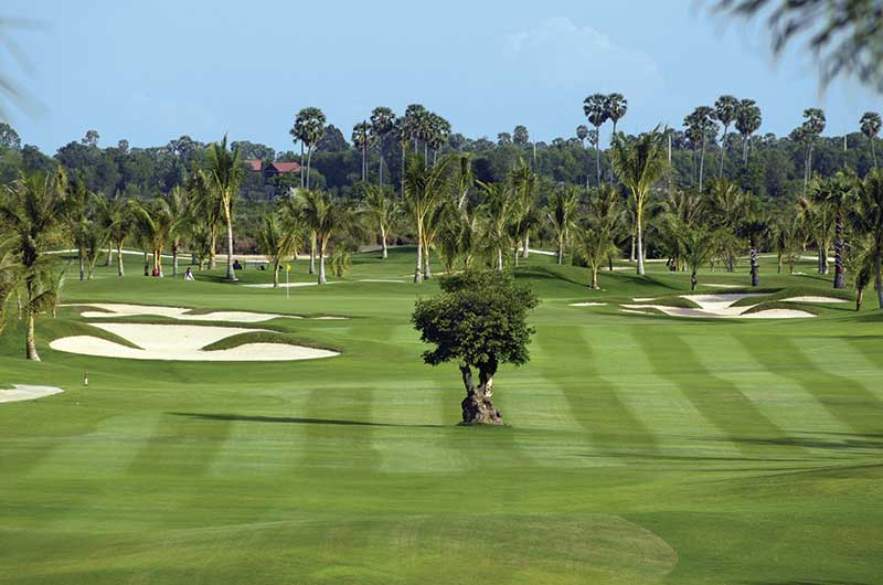 Siem Reap golf courses