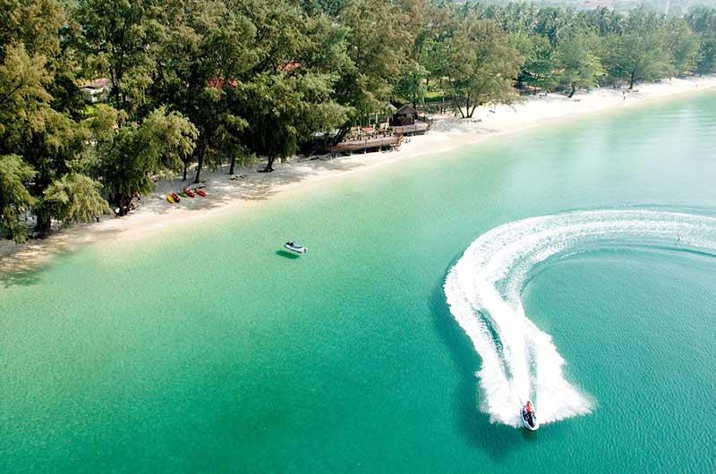 Sihanoukville Sandy Shores