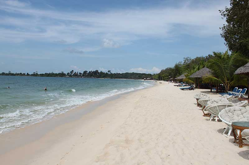 Sokha Private Beach