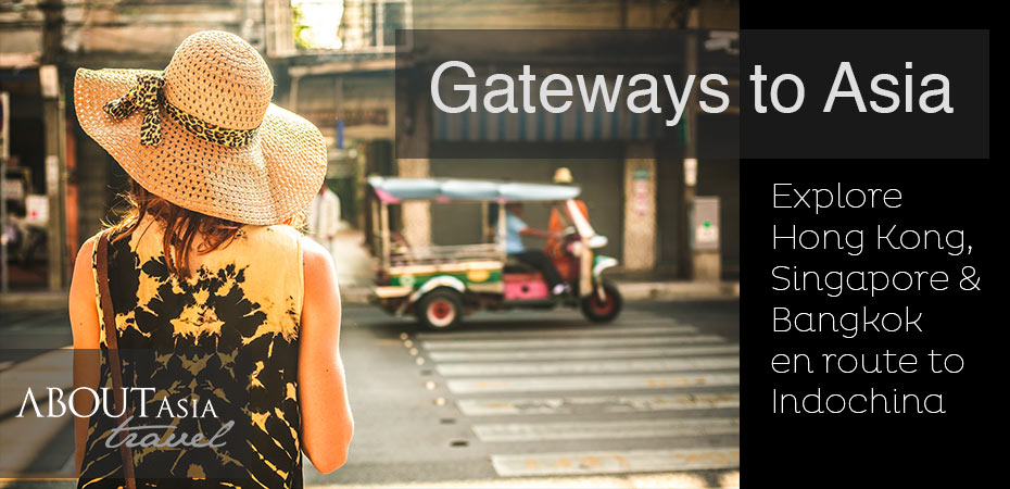 Gateways to Asia