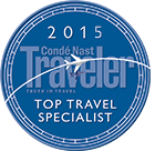Condé Nast Top Specialist for 2013 & 2015