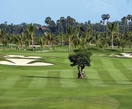 Siem Reap Golf Tour Package