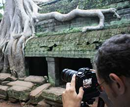Angkor Temples Photography Tour