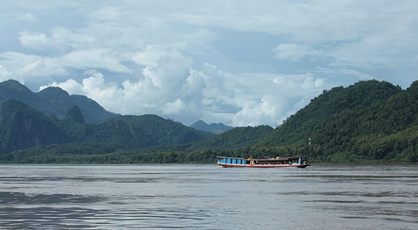 Meandering The Mekong