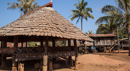 bolaven-minority-villages