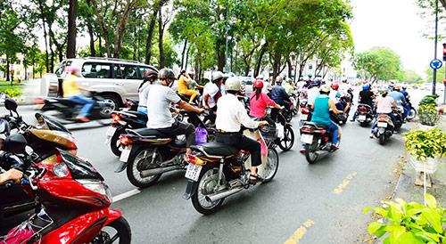 Hanio traffic