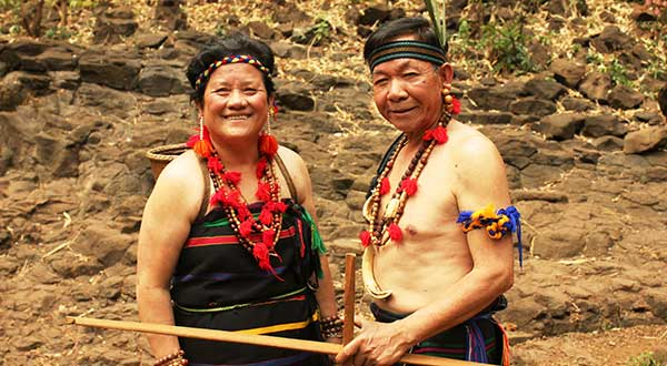 Meet indigenous Hilltribe villagers