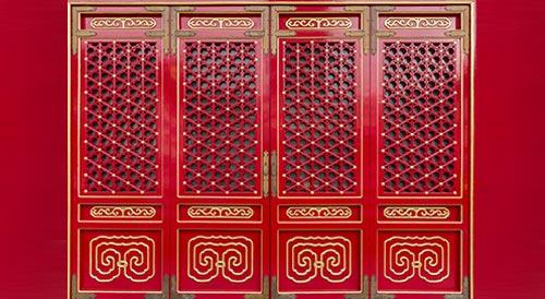 Hong Kong Door Style