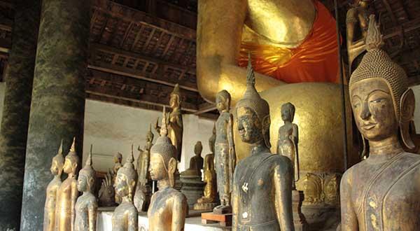 Laotian Temples