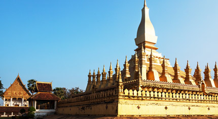 Vientiane Phra That Luang