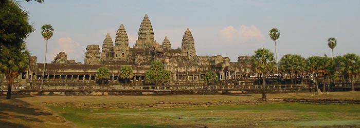 Siem Reap tours - Angkor Wat