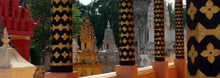 battambang temple, battambang, Cambodia