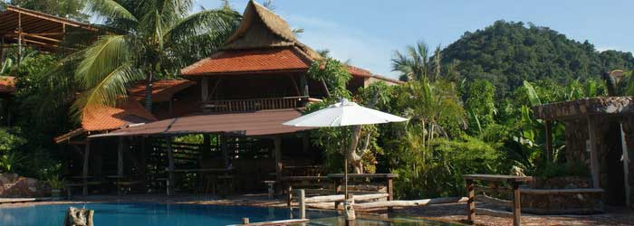 Restaurants in Kep and Kampot province