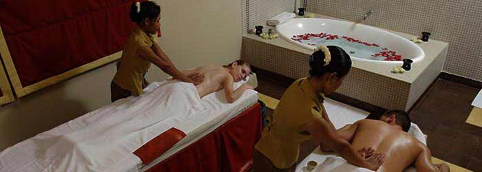Massage in Siem Reap
