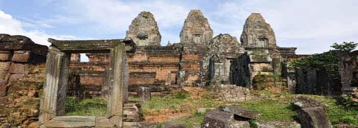 Pre Rup temple, Siem Reap, Cambodia.