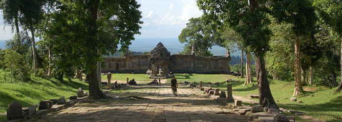 The beauty of Preah Vihear