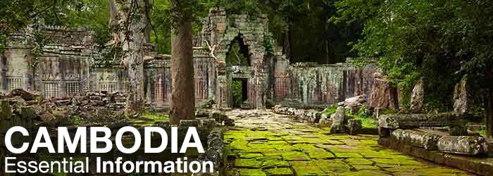 Cambodia Essential