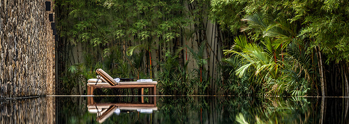 amansara roof terrace - luxury hotel in siem reap