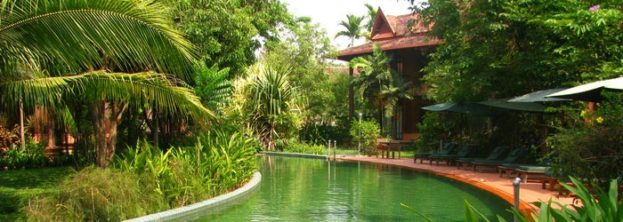 Angkor Village Resort in Siem Reap