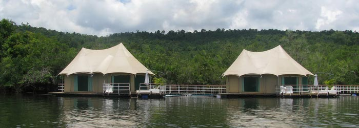 4 Rivers Floating Lodge Koh Kong