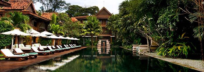 La R�sidence d'Angkor Hotel in Siem Reap