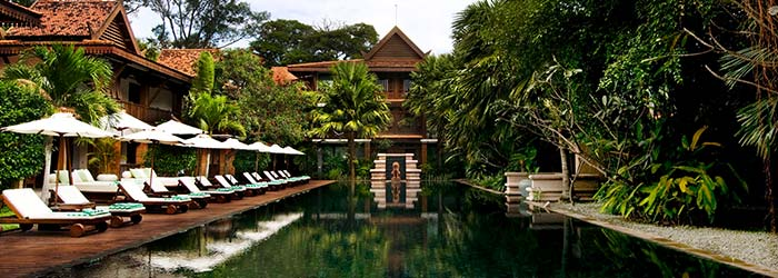 La Résidence d'Angkor Hotel in Siem Reap
