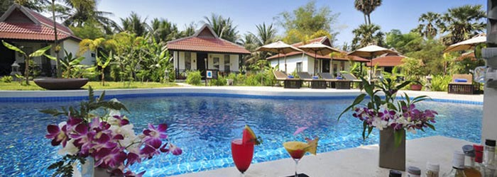 Sojourn Boutique Villas in Siem Reap