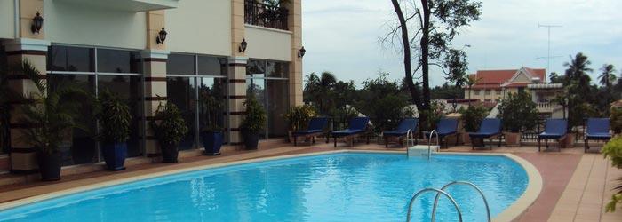 Stung Sangke Hotel in Battambang
