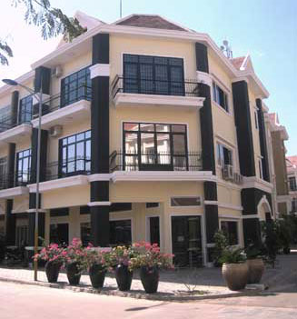 ABOUTAsia, Charming City, Siem Reap