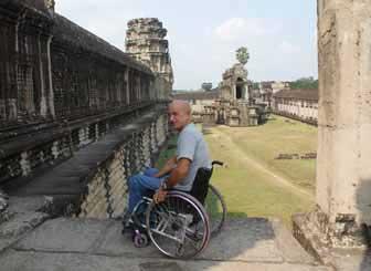 Alberto Neri - Angkor Wat, 2010