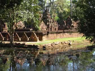 Siem Reap Itinerary - Banteay Srei temple