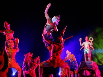 Battambang Circus