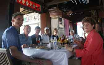gruppo pranzo - kompong khleang