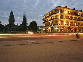 Amanjaya hotel in Phnom Penh