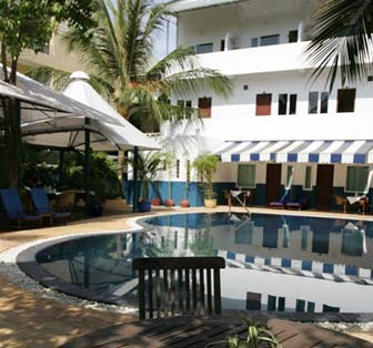 the billabong hotel in Phnom Penh