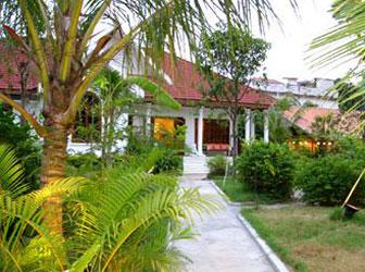 Kabiki Hotel in Phnom Penh, Cambodia