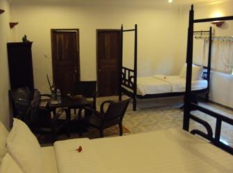 Rottanak resort in Battamabang, Cambodia