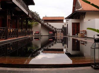 Samar Villas & Spa Resort in Siem Reap