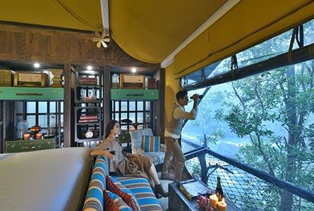Shinta Mani Wild room view