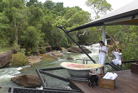 Shinta Mani Wild facilities
