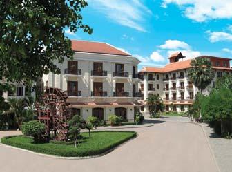 Steung Siem Reap hotel in Siem Reap