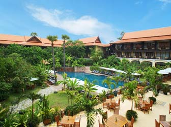 Victoria Angkor Resort in Siem Reap